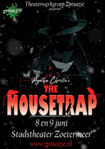 poster the moustrap
